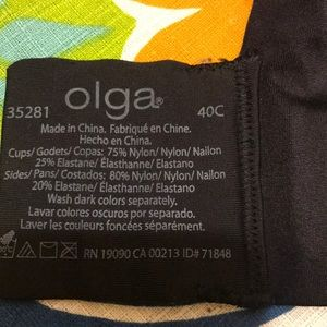 Olga Intimates & Sleepwear - Olga bra 40C 🌴🌴